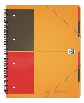 Oxford INTERNATIONAL organiserbook, 160 bladzijden, ft A4+, gelijnd