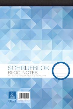 Work schrijfblok, ft A4, 70 g/m², 100 vel, gelijnd
