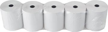 Thermorol BPA-vrij, ft 80 mm, diameter +- 69 mm, asgat 12 mm, lengte 73 meter
