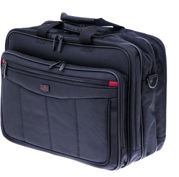 Davidts MT Carlo laptoptas, ft 47 x 32 x 17 cm