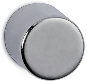 Maul neodymium ronde magneet, diameter 10 mm, pak van 4