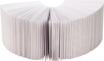 Folia Notes, ft 90 x 90 mm, gelijmd, wit, blok van 700 vel