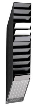 Durable Flexiboxx 12 A4 zwart