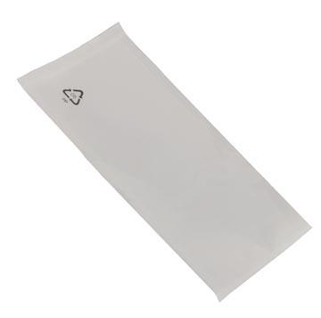 Tenzalopes zelfklevend documentenmapje ft DL, blanco, doos van 1000 stuks