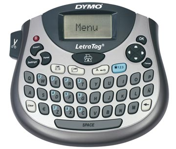 Dymo beletteringsysteem LetraTag LT-100T, qwerty