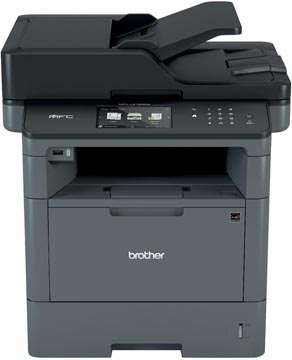 Brother All-in-One zwart-wit laserprinter MFC-L5750DW