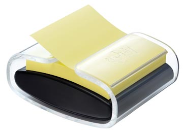 Post-it Z-Notes dispenser pro, voor ft 76 x 76 mm, blok van 90 vel