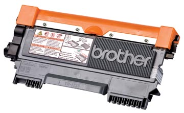 Brother toner, 2.600 pagina's, OEM TN-2220, zwart