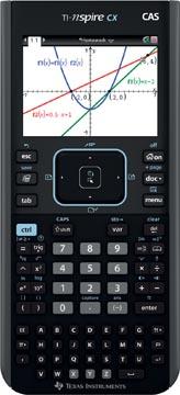 Texas grafische rekenmachine TI-Nspire teacher pack CX II-T CAS: 10 stuks