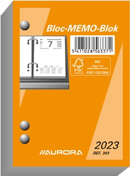 Aurora memoblok, 2022