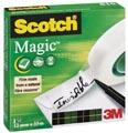 Scotch plakband Magic Tape ft 12 mm x 33 m